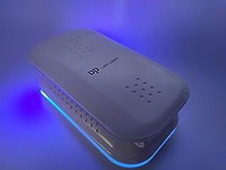Lámpara de Escritorio Recargable/LED/ECO/Batería de 800 mAh con 12 HORAS de Independencia/Luz de Viaje y Camping/Lámpara Portátil Plegable / 18 SMD LEDs/Night Light