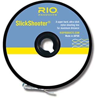 RIO Products Fly Line Slick Shooter 115' 25Lb, Blue