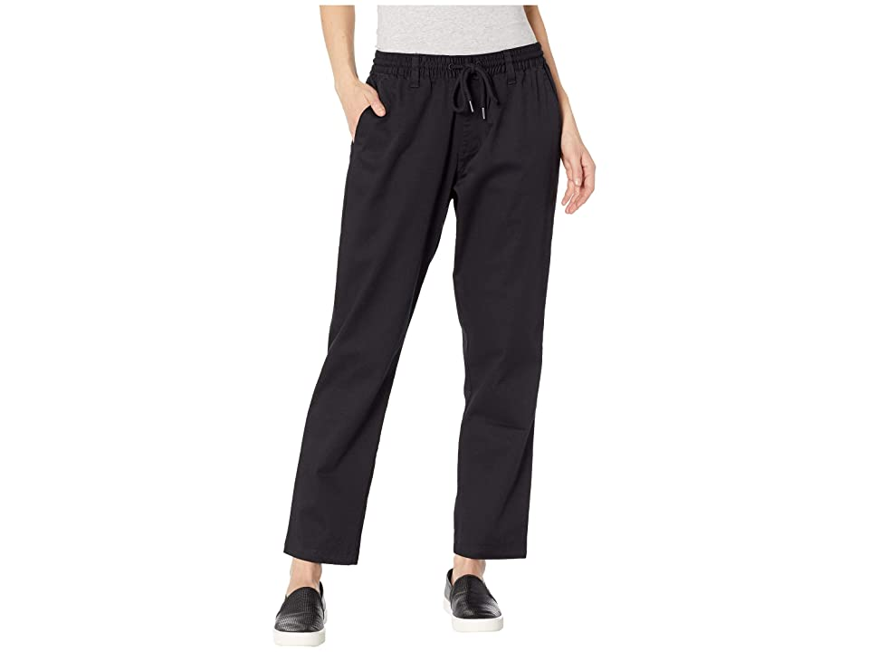 Volcom Frochick Travel Pants (Black) Women