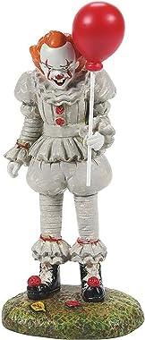 Department 56 Snow Village Halloween IT & The S.S. Georgie Figurine, Set of 2