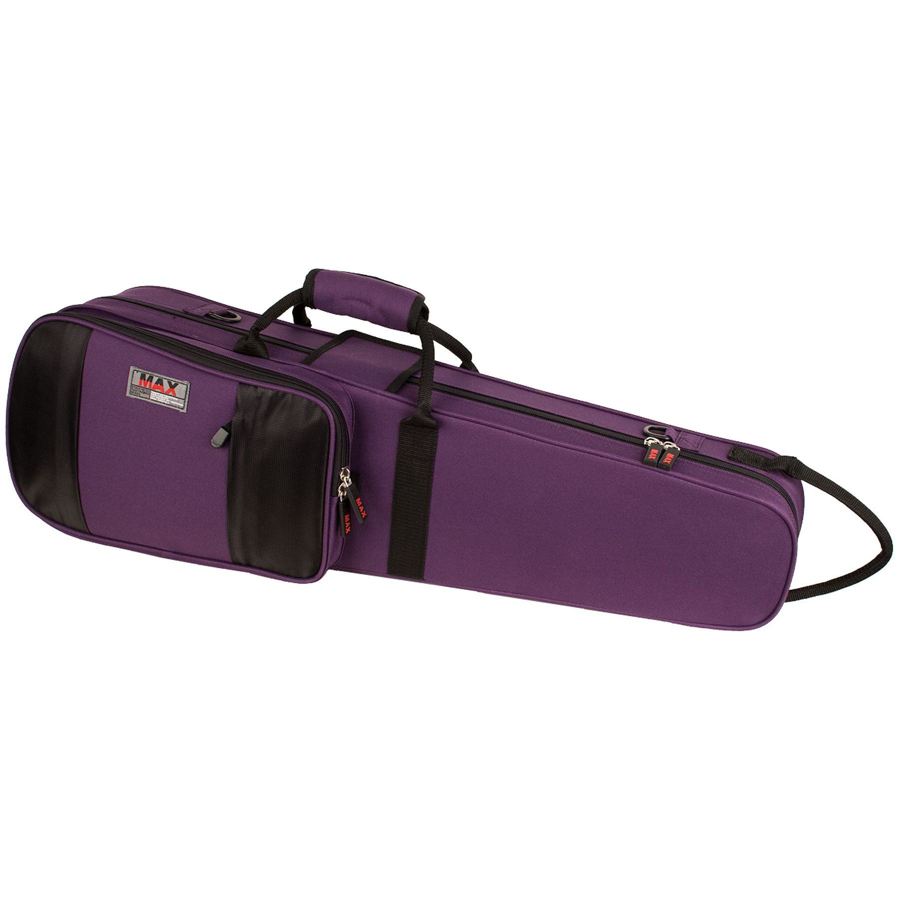 Protec MX044PR Violin Shaped Purple