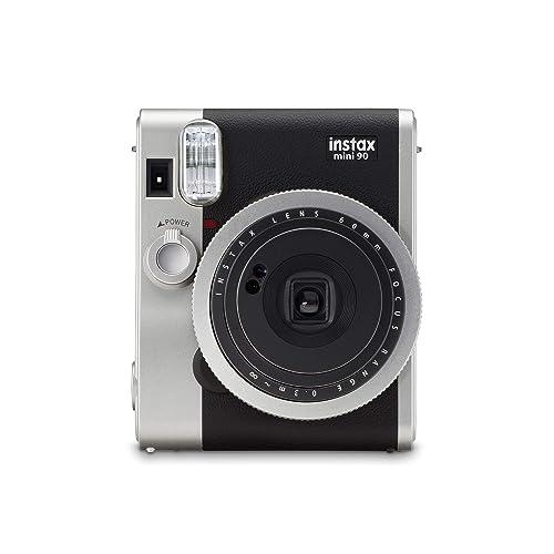 cd32e764ff Fujifilm Instax Mini 90 Neo Classic Instant Film Camera - International  Version (No Warranty)