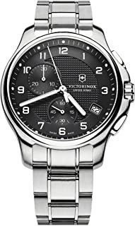 Victorinox Officer's Swiss Quartz Watch Collection