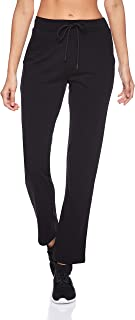 BodyTalk Women's PANTSONW REGULAR PANTS Regular Sweatpants With Straight Sports Cut