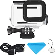 Haoyou Case Housing Waterproof Case Dive Housing For Gopro Hero 5 Hero 6 Hero 2018 Water Resistant up to 180ft (55M)