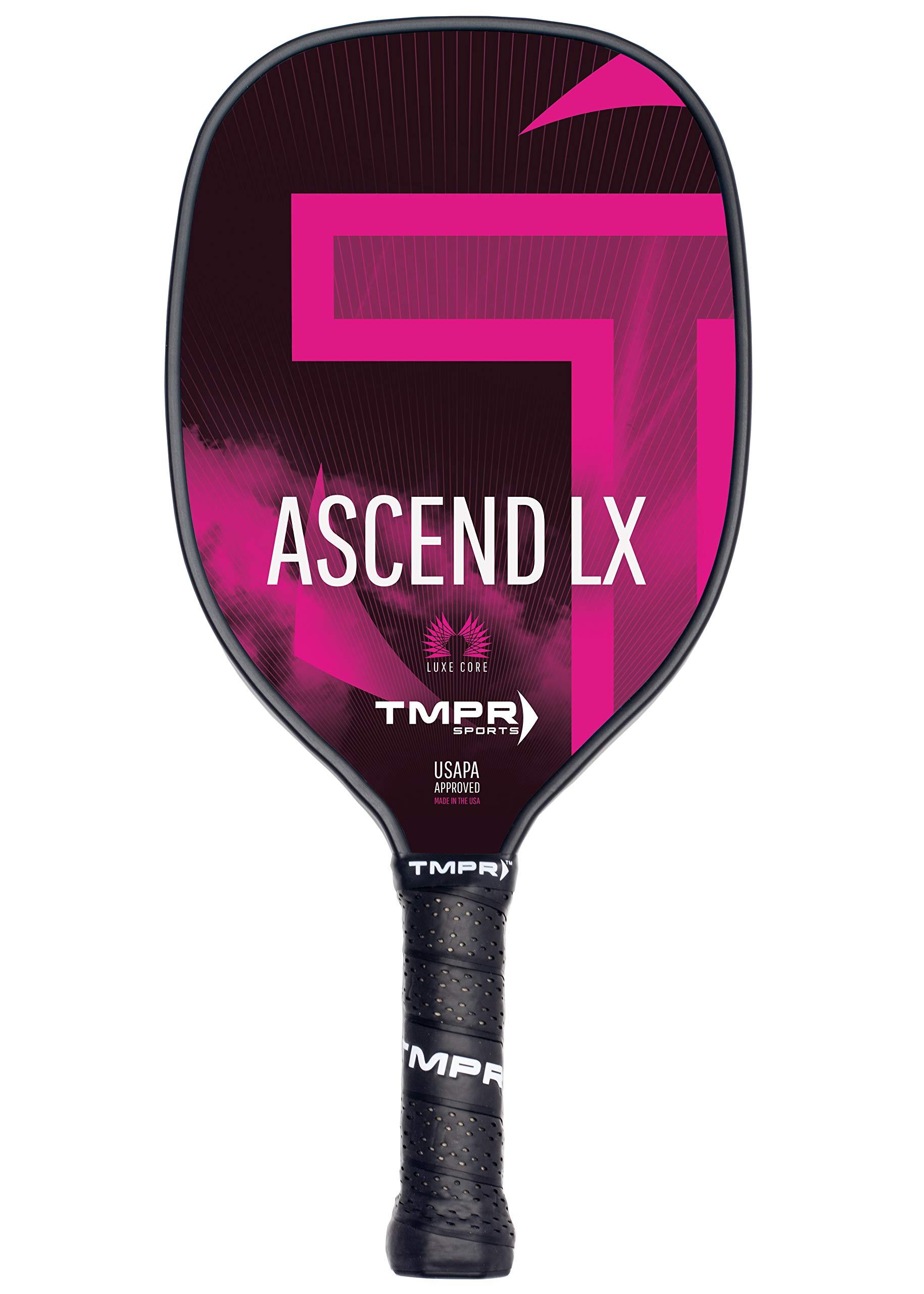 TMPR Sports > Ascend LX > Honeycomb Polymer Pickleball -CH3W
