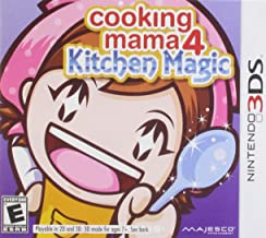 cooking mama 4 nintendo 3ds