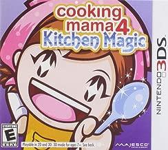 Cooking Mama 4: Kitchen Magic - Nintendo 3DS