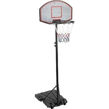 KLB Sport Height Adjustable Portable Youth Basketball Hoop