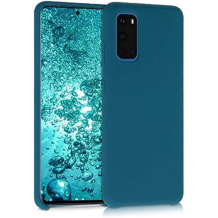 Cover Trasero en Coral Mate Carcasa de TPU para m/óvil kwmobile Funda Compatible con Samsung Galaxy S20 Ultra