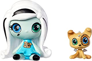 Monster High Minis Frankie Stein & Watzit Figures