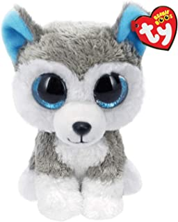 Ty Beanie Boos Slush Husky Dog Medium