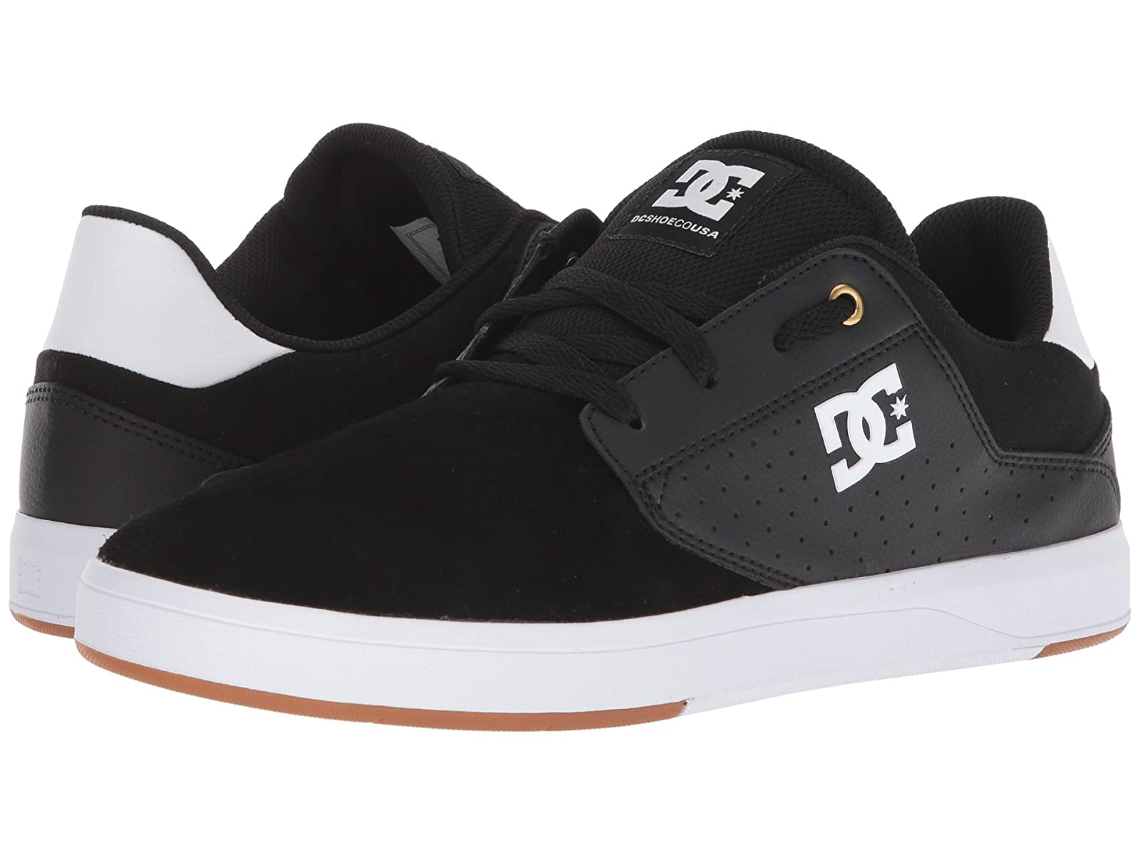 DC Plaza TCAtmospheric grades have affordable shoes