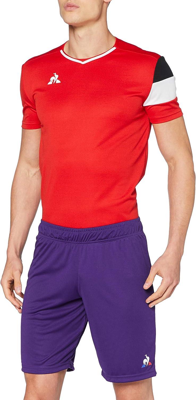 Le Coq Sportif Mens N/°1 Short Match Violet J