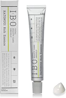 [I・B・O] かがやくコスメ 公式 美容液 保湿 角質 イボ ぽつぽつ いぼとり クリーム ハトムギ配合リッチエッセンス 1本 約1ヶ月分