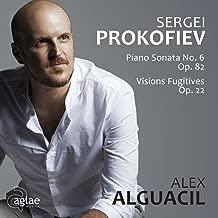 Sergei Prokofiev: Piano Sonata No. 6 Op. 82 / Visions Fugitives Op. 22