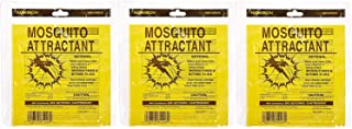 Flowtron MA-1000-6 Octenol Mosquito Attractant Cartridges, 6-Pack (3 X Pack of 6)