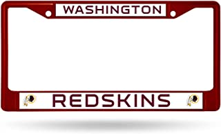 Best redskins license plate cover Reviews