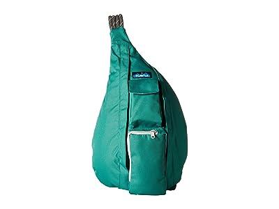 KAVU Rope Sling (Verde) Sling Handbags