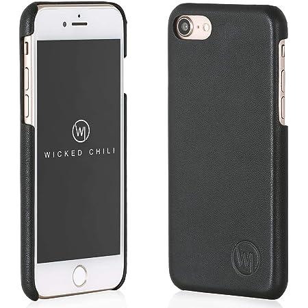 Wicked Chili Leder Case Geeignet Für Apple Iphone Se Elektronik