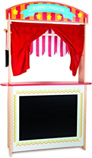 Small Foot - 10328 - Stand de Vente et Théâtre de Marionnettes