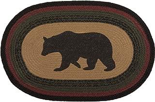 black bear rug ideas
