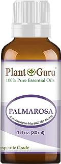 Palmarosa Essential Oil 1 oz / 30 ml 100% Pure Undiluted Therapeutic Grade.