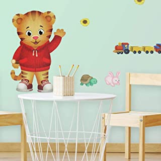 RoomMates Daniel Tiger Peel And Stick Giant Wall Decals