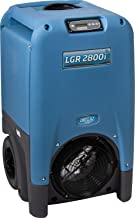 Dri-Eaz LGR 2800i Commercial Dehumidifier with Pump, High-Heat Operation, Industrial, Durable, Portable, Blue, F410, Up to 30 Gallon Water Removal per Day