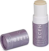 Scentered Sleep Well Travel Aromatherapy Balm Stick - Lavender, Chamomile & Ylang Ylang Blend - Actively Supports Bedtime Relaxation, Calmness & Restful Sleep