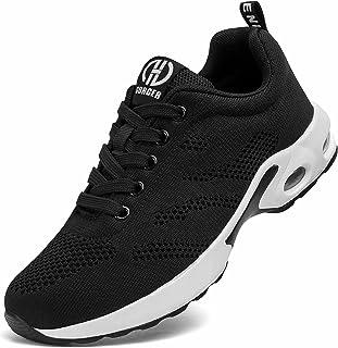 GURGER Femme Chaussures de Running Mode Baskets Running Fitness Sneakers