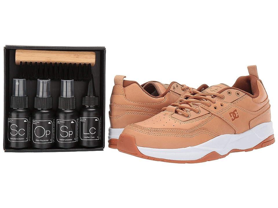 DC DC x The_ONES E.Tribeka Vachetta (Tan) Athletic Shoes