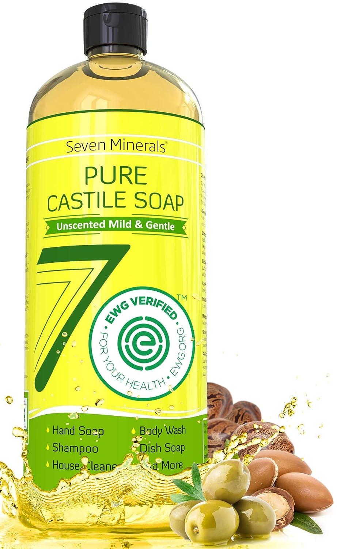 best Castile soap
