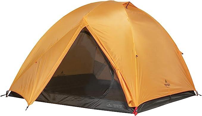 Teton Sports Mountain Ultra Tent (1/2/3/4 Person)
