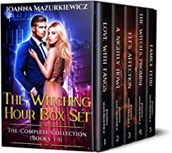 The Witching Hour Box Set: The Complete Collection (Books 1-5)