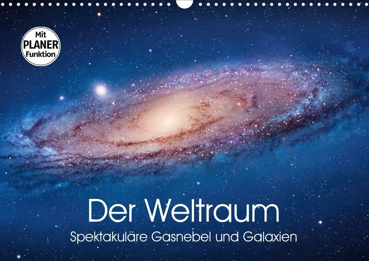 Der Weltraum. Spektakuläre Gasnebel Max 60% OFF Wandkalender 2 und price Galaxien