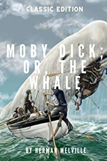 Moby Dick; Or, The Whale: with original illustrations