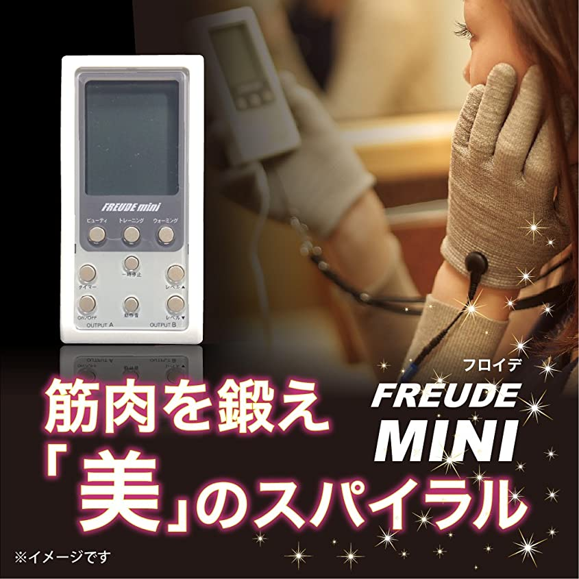 FREUDE-mini フロイデミニ 本体セット×1台(専用粘着パッド4枚付)