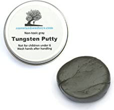 A Mustard Seed Toys Tungsten Putty, 1 oz., Get The Perfect Weight for Your Pinewood Car to Win Your Derby