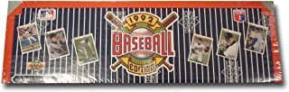 MLB 1992 Upper Deck Complete Factory Set