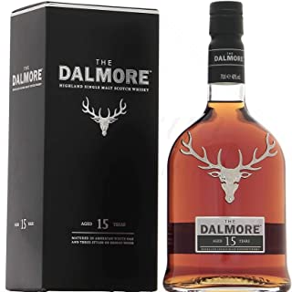 The Dalmore 15 Years Single Highland Malt Scotch Whisky 40% 0,7l Flasche