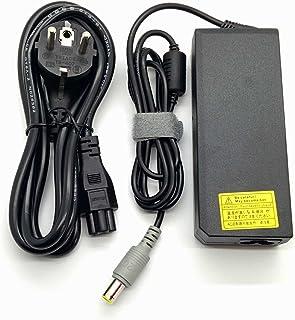 Adaptador Cargador Nuevo Compatible para portátiles Lenovo ThinkPad Series del listado 20V 4,75a o Inferior con Punta de 8,0 mm x 7,4 mm