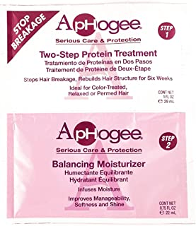 Aphogee Two-Step Protein Treatment Moisturizer 1 ea