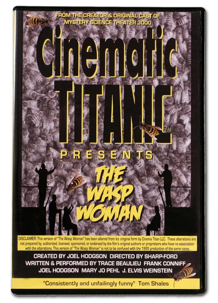 Cinematic Max 41% OFF Titanic Presents: NEW before selling ☆ The Woman Wasp