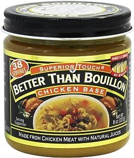 Btrthb Organic Chicken Base (6x8 OZ)