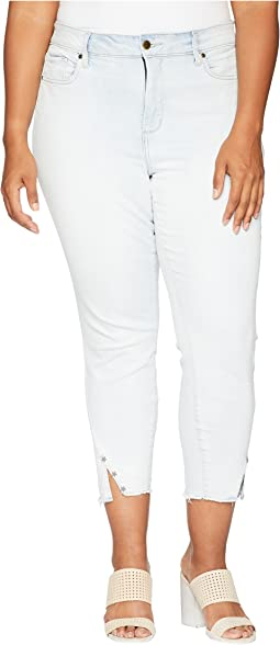 Plus Size Ami Skinny Ankle w/ Twisted Side Seam in Palm Desert