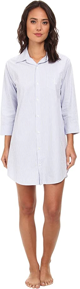 LAUREN Ralph Lauren Essentials Striped His Shirt