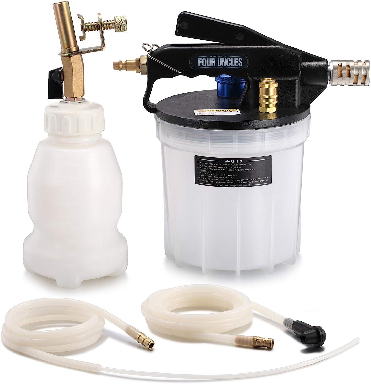 Four Uncles 2L Vacuum Brake Bleeder Air Brake Bleeder Kit