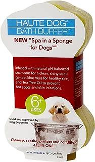 Spongeables Spa-in-a-Sponge for Dogs, 2.5oz