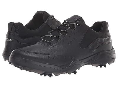 ECCO Golf Strike GORE-TEX(r) (Black) Men